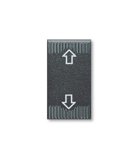 45354-PULSANTE COMMFREC2P 10A 250V NOIR