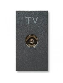 45395-PRESA TV RESISTIVA FINALE NOIR
