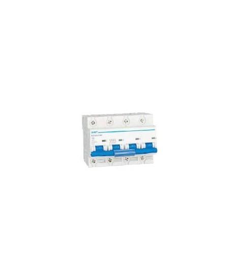 -MODULAR SWITCHES DZ158-125 / C125-4P -INT MT-10 4P 125A 10KA C 108mm