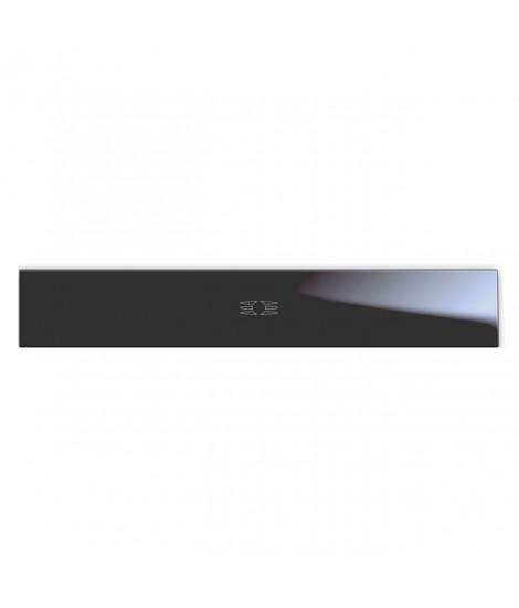VTR01GSL-VETRINO FUME CON LASERATURA X 1COM