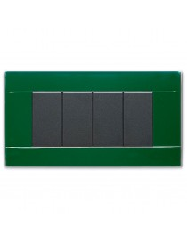 PLACCA RAL45 LUCIDA 4M.VERDE INGLES
