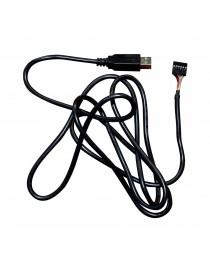CAVO DI CONFIGURAZIONE USB-RS232