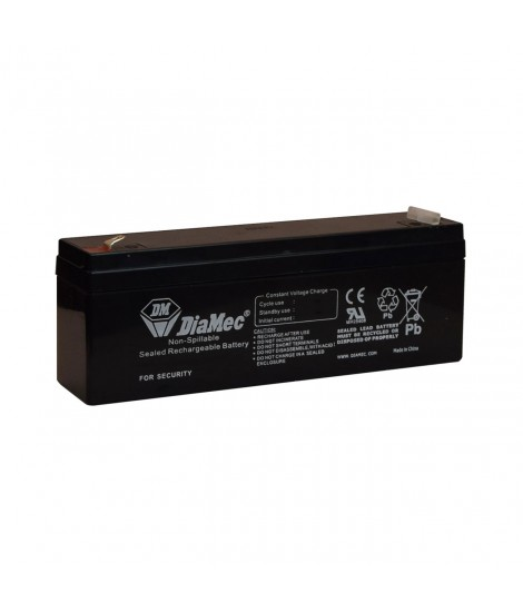 1.2 AH RECHARGEABLE BATTERY