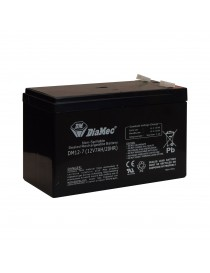 RECHARGEABLE BATTERY 12V/6.5 AH
