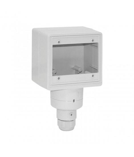 HEAD-POLE BOX AT 1 FRONT IP55 S45