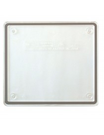 TRANSPARENT LID IP55 X BL05P