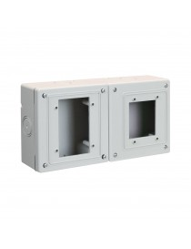 BOX WALL X 2M IP66+3M IP55 S45
