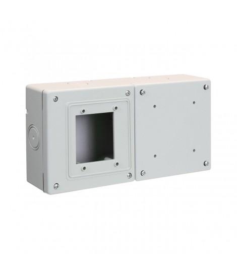 WALL BOX IP56+PIA. BLIND S45 2M