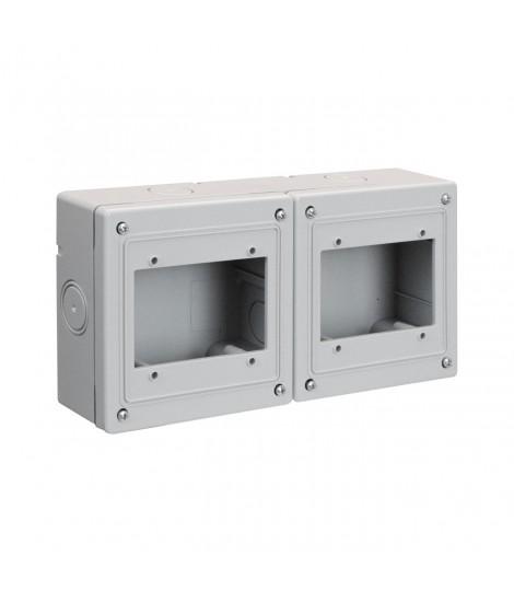 WALL BOX X 6(3+3)M IP55 S45