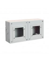 BOX DA PARETE IP56 S45 4(2+2)M