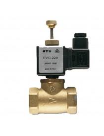 GAS SOLENOID VALVE 12VDC
