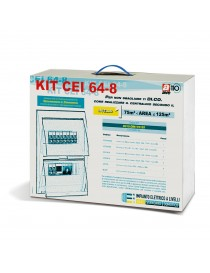 CEI64-8 LEVEL 1 KIT FROM 75 TO 125MQ