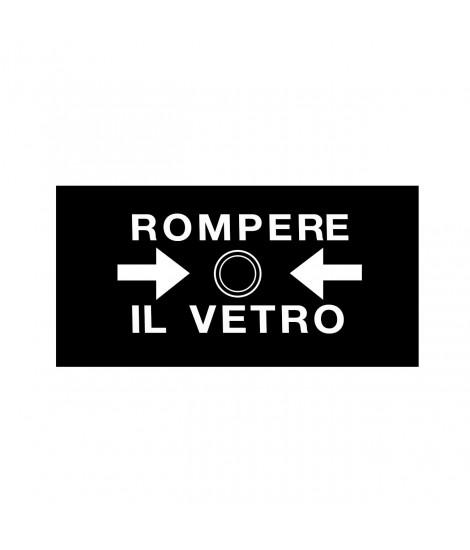 VETRINO RICAMBIO PER PE01