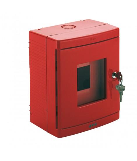 Centr. RED IP55 FRANGIB GLASS. 5M