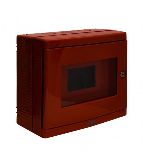 Centr. RED IP55 FRANGIB GLASS. M