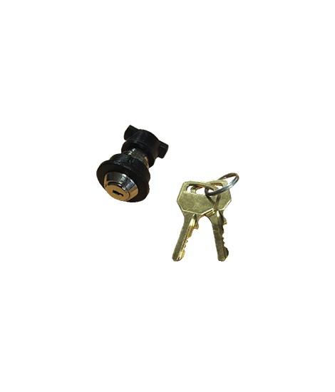 METAL LOCK FOR IP65 PANELS