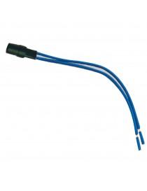 LAMP 12-24 VCC/AC LED BLUE