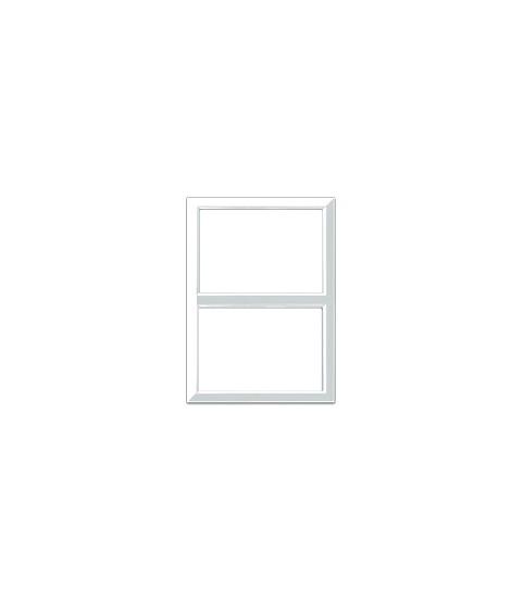 Frame. RAL9010 X PLATES VERA 3+3M
