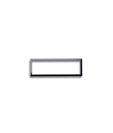 Frame. BLACK X PLATES VERA 7M