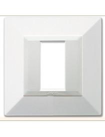PLAQUE ZAMA44 WHITE RAL9010 1M