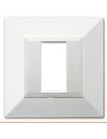 TECNZAMA44 WHITE PLATE RAL9010 1M
