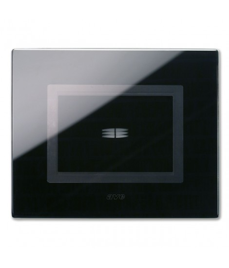ABSOLUTE BLACK VERATOUCH PLATE 1COM