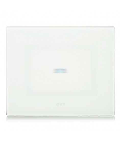 WATER GREEN VERATOUCH PLATE 1COM