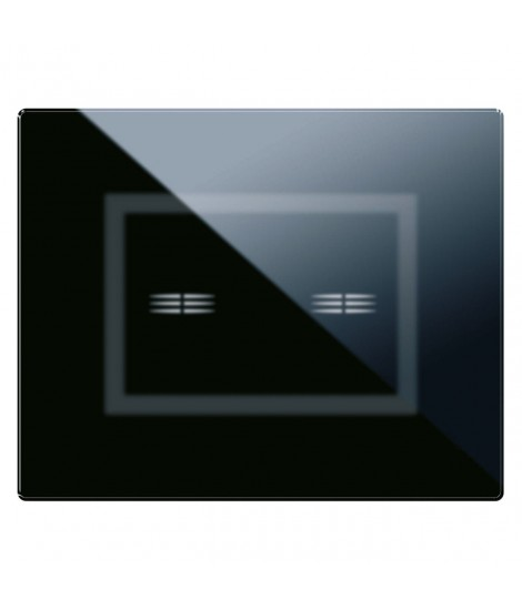 ABSOLUTE BLACK VERATOUCH PLATE 2COM