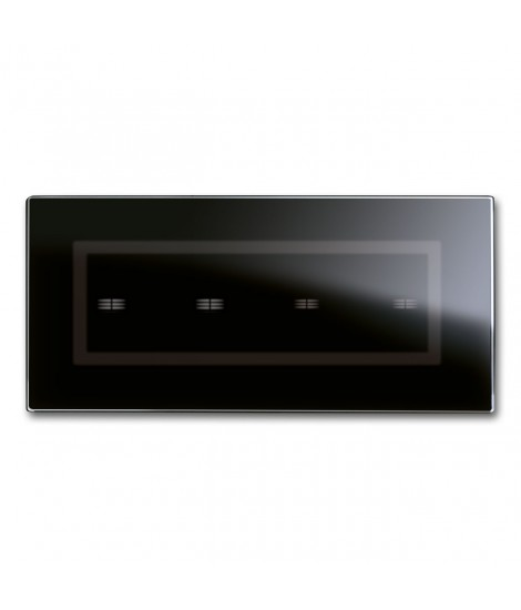 ABSOLUTE BLACK VERATOUCH PLATE 4COM