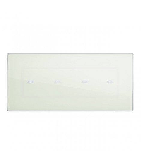 WATER GREEN VERATOUCH PLATE 4COM