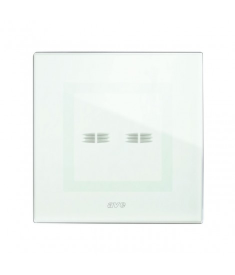 WATER GREEN VERATOUCH PLATE 2COM