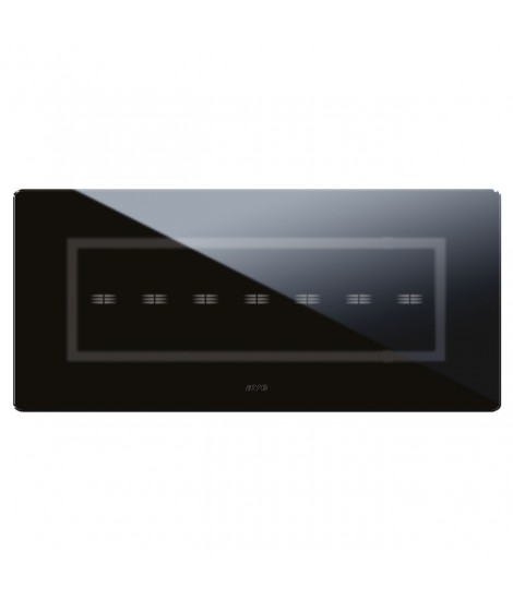 ABSOLUTE BLACK VERATOUCH PLATE 7COM