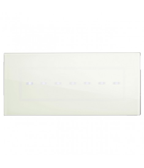 WATER GREEN VERATOUCH PLATE 7COM