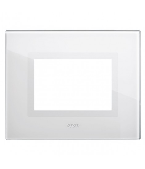 PLATE VERATOUCH X SIGNALING White
