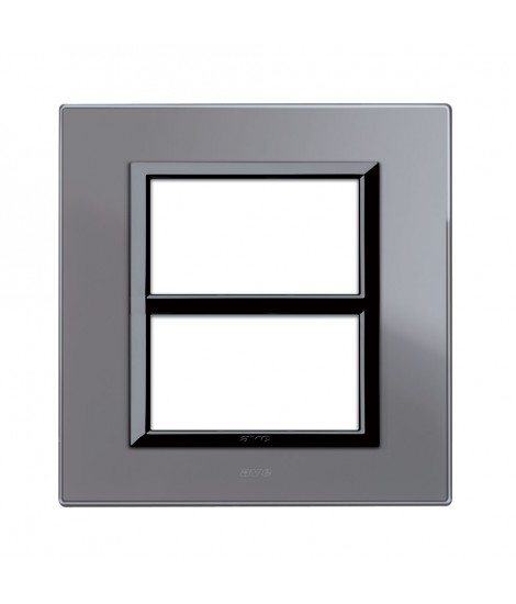 REAL44 GREY GLASS ARG 3+3M