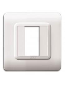 TECN PLATE.44 88X88 WHITE 1M