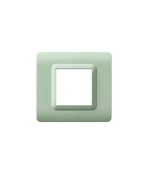 PLACCA TECN.44 88X88 GIADA OPAL. 2M