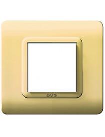 PLAQUE TECH.44 88X88 BRASS LIGHTS.2M