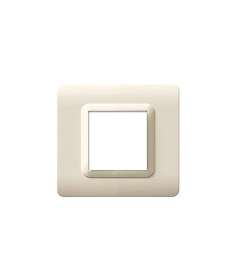 PLATE TECN.44 88X88 SAND 2M
