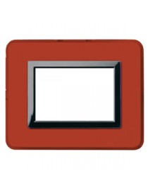 PERSONAL44 RED POMPEII 3M PLATE