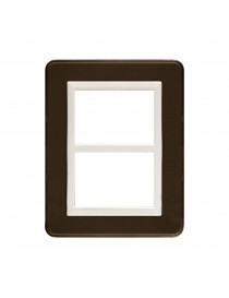 PLACCA PERSONAL44 BEIGE LUCIDO 3+3M