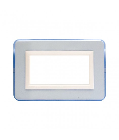 PERSONAL44 BLUE BRILL PLATE. 4M