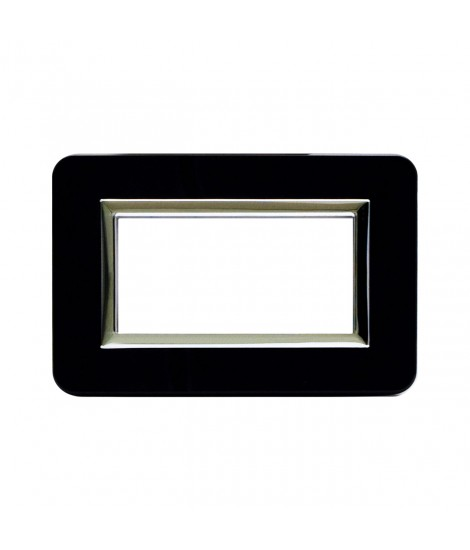 PLATE PERSONAL44 ABSOLUTE BLACK 4M