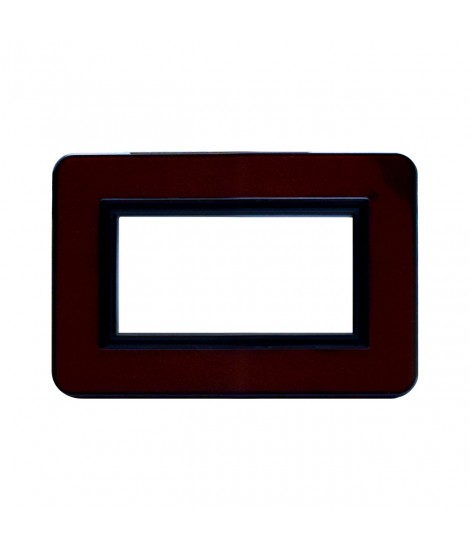 PERSONAL44 RED POMPEII 4M PLATE