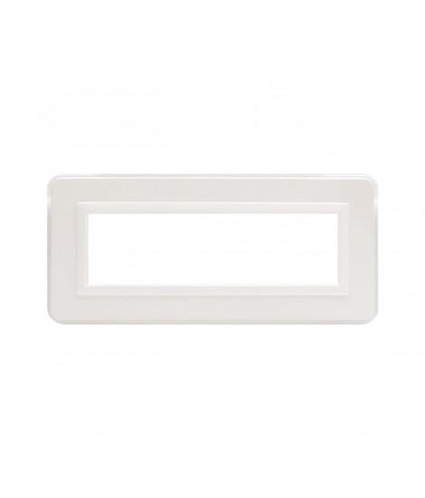 PLACCA PERSONAL44 BIANCO RAL9010 7M