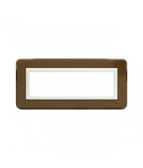 PERSONAL44 GLOSSY BEIGE PLATE 7M