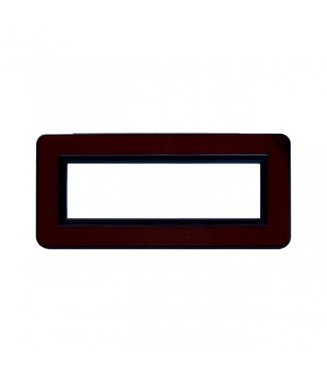 PLACCA PERSONAL44 ROSSO POMPEI 7M
