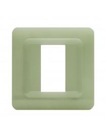 PLAQUE TECH.44 JADE OPALINE 1M