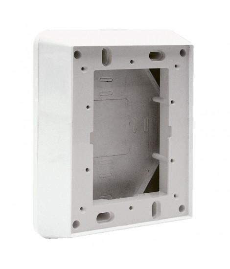 WALL BOX RAL9010 S44 3+3 M
