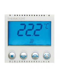 THERMOSTAT WITH DISPLAY 230V DOMUS 2M
